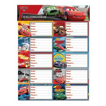 Etiqueta-Escolar-Granmark-Cars-20-Etiquetas