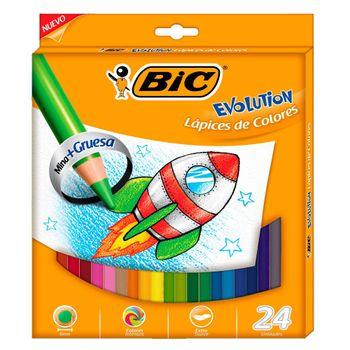 Colores-Bic-Evolution-Grueso-24-pzas
