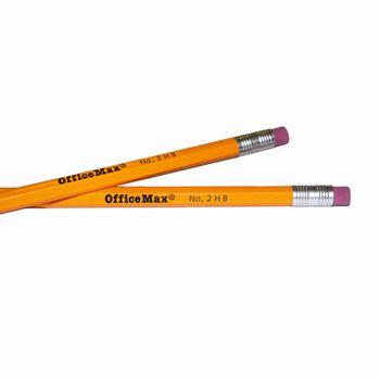 Lapices-de-Grafito-OfficeMax-HB-12-PZ