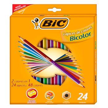 Colores-Bic-Bicolor-24-pzas