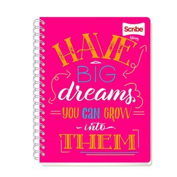Cuaderno-Profesional-Frases-Raya-Scribe-200-Hojas