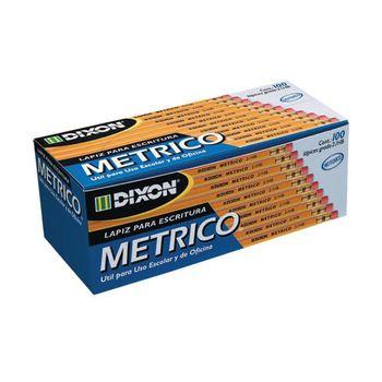 Caja-con-100-lapices-de-grafito-No.2-Metrico-Dixon