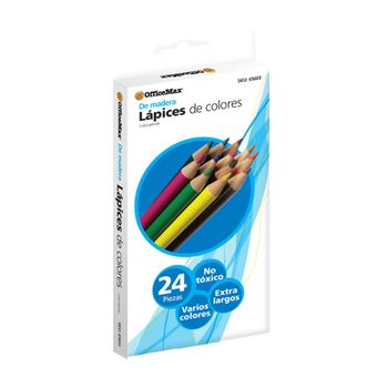 Colores-Largos-OfficeMax-24-Piezas