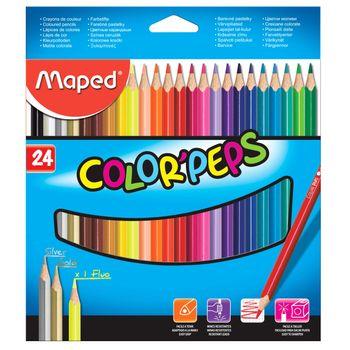 Colores-Peps-Maped-Caja-de-Carton-con-24-Piezas