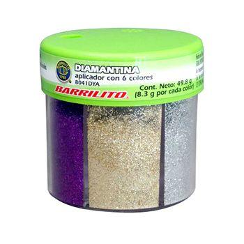 Diamantina-aplicador-6-colores-Barrilito