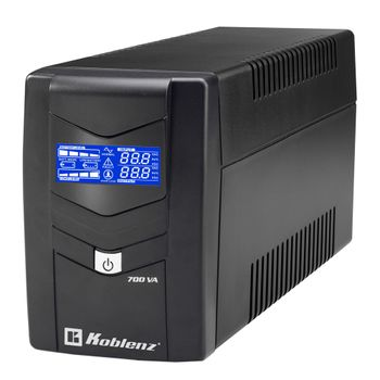 No-Break-Koblenz-7011-USB-R-Capacidad-700VA-360W-26-minutos.