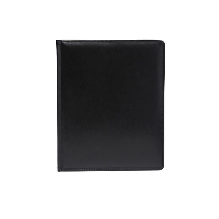df3441a1ea96 Carpeta Ejecutiva Tipo Piel negra CB
