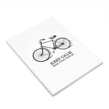 Cuaderno-Frances-Make-Notes-Bici-Rayado-Cosido-80-Hojas