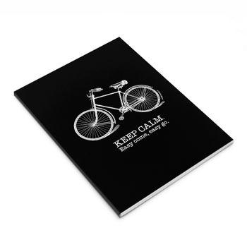 Cuaderno-Frances-Make-Notes-Bici-Cuadricula-Cosido-80-Hojas