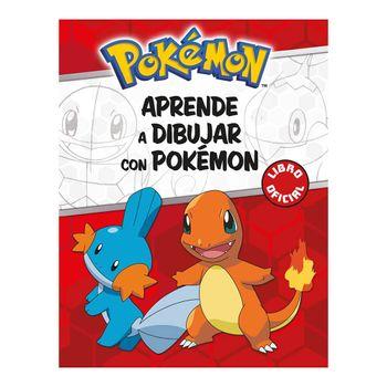 Libro-Pokemon-Aprende-a-dibujar-con-Pokemon