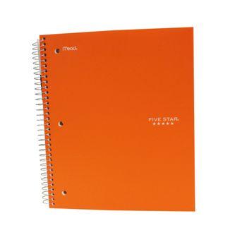 Cuaderno-Profesional-Rayado-3-Materias-Five-Star-150-Hojas