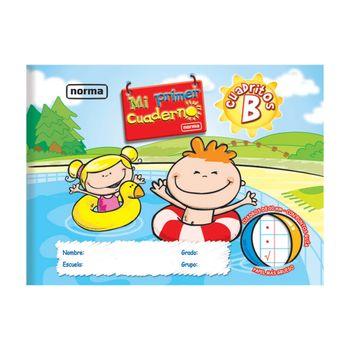 Cuaderno-Cuadro-Grande-Cuadritos-B-de-10-mm-Mi-Primer-Cuaderno-72-Hojas