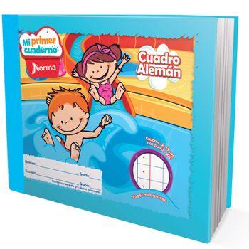 Cuaderno-Cuadro-aleman-Mi-Primer-Cuaderno-72-Hojas