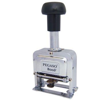Foliador-Pegaso-8-Digitos-Automatico-Cuerpo-Metalico
