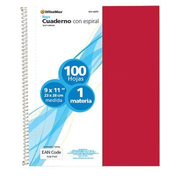 Cuaderno-Profesional-Rayado-Officemax-100-Hojas