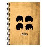 Cuaderno-Profesional-Rayado-Beatles-120-Hojas