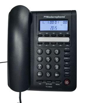 Telefono-Modernphone-TC-9002-Negro-Alambrico
