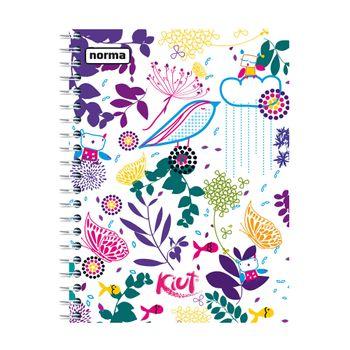Cuaderno-Profesional-Cuadro-Chico-Norma-Kiut-200-Hojas