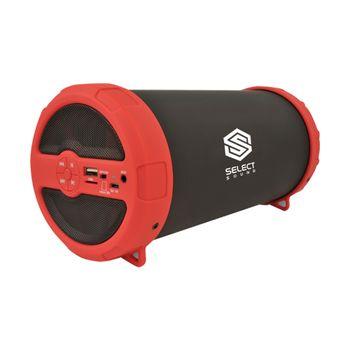 Bocina-Select-Sound-Bluetooth-Negra-con-Rojo