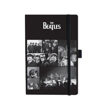 Libreta-Traveler-Notes-Beatles-Danpex-9x14cm