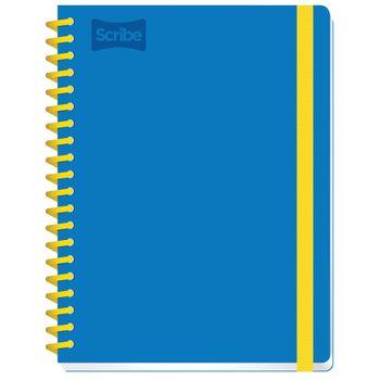 Cuaderno-Profesional-Rayado-Scribe-Empastado-Universitaria-100-Hojas