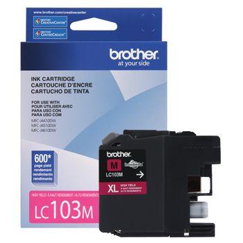 Cartucho-Brother-LC-103-magenta