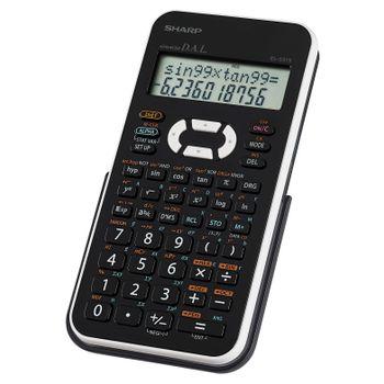 Calculadora-Sharp-EL531XBWH-Cientifica-272-Funciones-Blanca
