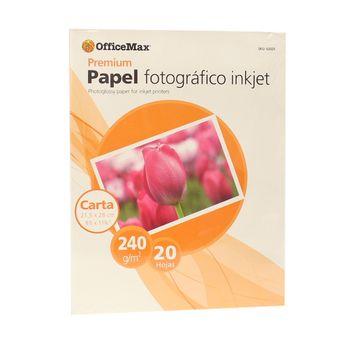 Papel-Officemax-Fotografico-Carta-Brillante-20-Piezas-240-Gr