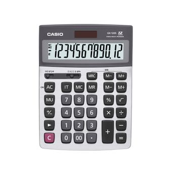 Calculadora-Casio-mini-de-escritorio-GX-120S-12-digitos