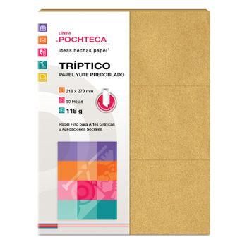 TRIPTICO-YUTE-PREDOB-118G-50H