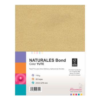 Papel-Bond-Carta-Yute-Natural-60-Hojas-118g