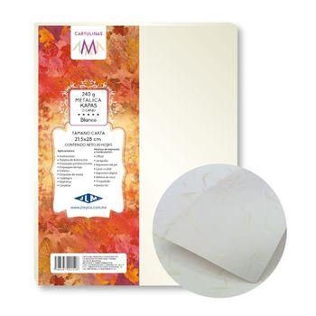 Cartulina-Blanca-240grs-Carta-Kapas-metalica-blanca