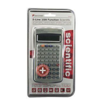Calculadora-Sentry-Cientifica-288F