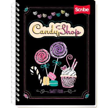 Cuaderno-Profesional-Cuadro-Chico-Espiral-Doble-O-Sweet-100-Hojas
