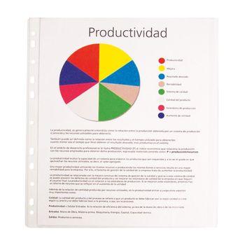 Protector-De-Hojas-Mate-Carta-50-Piezas-Officemax