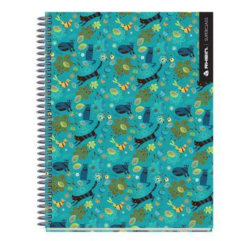 Cuaderno-Profesional-Rhein-Woman-L8mm-120-Hojas