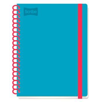 Cuaderno-Rayado-Espiral-Continuo-Universitaria-100-Hojas