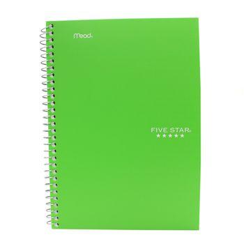 Cuaderno-Profesional-Rayado-1-Materia-Five-Star-100-Hojas