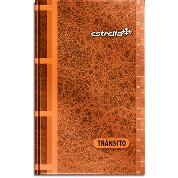 Libro-Estrella-De-Transito-96-Hojas