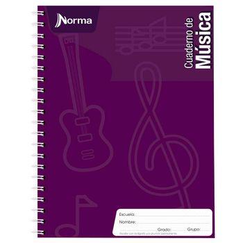CUADERNO-PROFESIONAL-TEMATICO-MUSICA-80-HOJAS