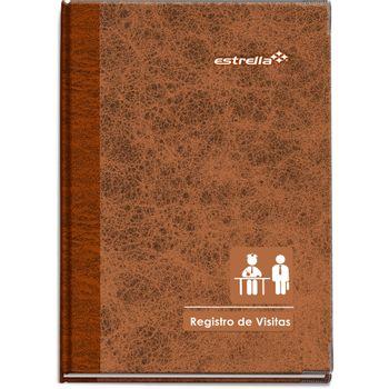 Libro-Estrella-De-Registro-De-Visitas-Con-Rayado-96h
