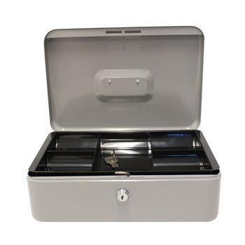 Caja-para-dinero-Officemax-Grande-con-2-llaves-negro---gris