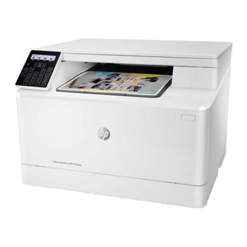 Multifuncional-HP-LaserJet-Pro-M180nw-Color
