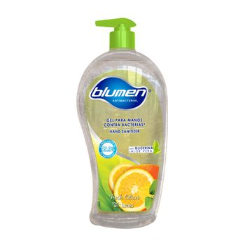 Gel-antibacterial-Citrus-Blumen-1lt.