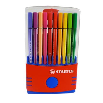 Rotulador-Stabilo-Pen-68-Color-Parade