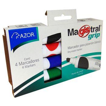 Marcadores-Magistral-Azor-Punta-Cincel-Con-Grip-4P