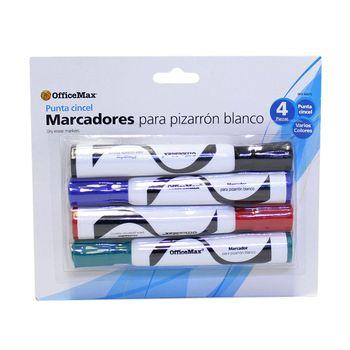 Marcadores-P-Pizarron-OfficeMax-Punto-Cincel-Surtido-4piezas