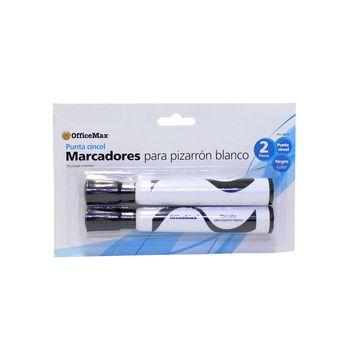 Marcador-P-Pizarron-OfficeMax-CinCel-Negro-Blister-2PZ