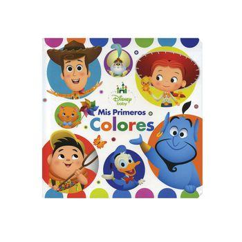 Libro-Disney-Baby-Mis-Primeros-Colores