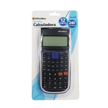 Calculadora-Cientifica-Officemax-240-Funciones